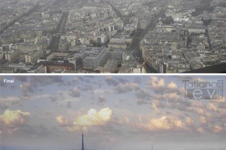 Bildbearbeitung - Paris