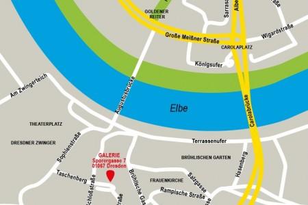 Karte - Vektorgrafik